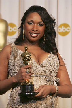 Jennifer Hudson After Win