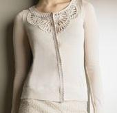 Christian Dior - Crocheted Cardigan