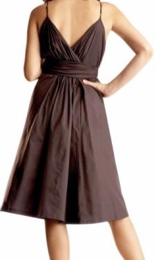 Ballet Dress (Back) - gap