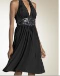 Beaded Matte Jersey Halter Dress: SourceNordstrom.com