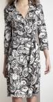 Diane vonFurstenberg SunFlower Wrap Dress: NeimanMarcus.com