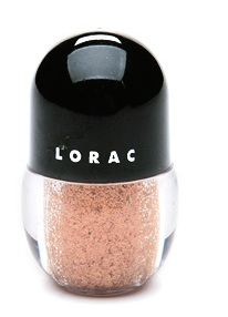 Lorac's Glam Rocks Loose Metallic Eye Shadow in Metallic Gold - Source: Drugstore.com