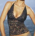 Lace Halter Top – Source: VictoriasSecret.com