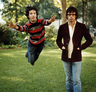 Flight of the Conchords - Source: Boston.com