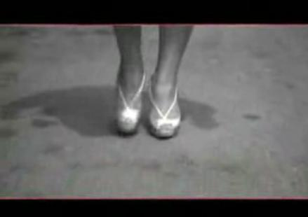 "Jill's Shoes from ""Hate On Me"" Video"