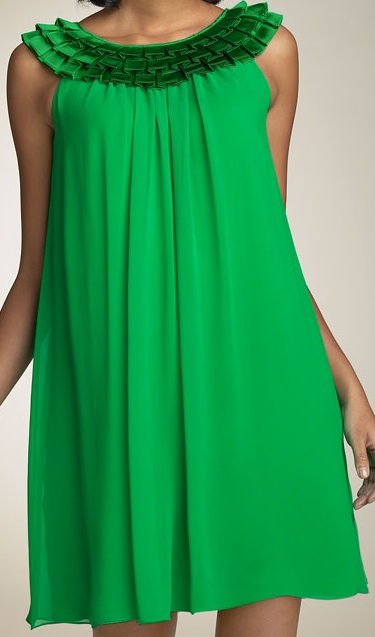 Maggy London Silk Chiffon - Source: Nordstrom.com