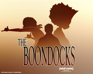 The Boondocks - Cartoon Network