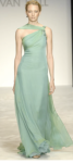 Kevan Hall SeaFoamGown