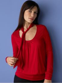 Banana Republic Rouge Top