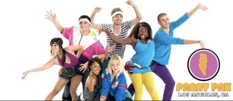 Fanny Pak, LA Dance Crew