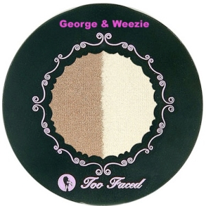 Too Faced George & Weezie Duo Eye Shadow