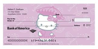 Hello Kitty Check