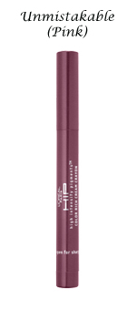 L'Oreal Hip Color Rich Cream Crayon in Unmistakable (Pink)