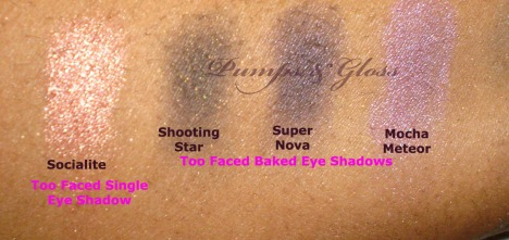 Shooting Star, Super Nova, Mocha Meteor